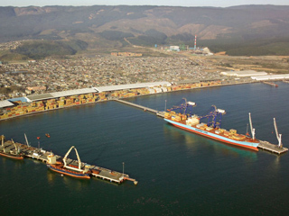 Development of Port Masterplan for Port of Coronel