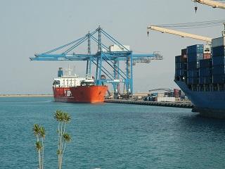 Development of Sokhna Port, Egypt