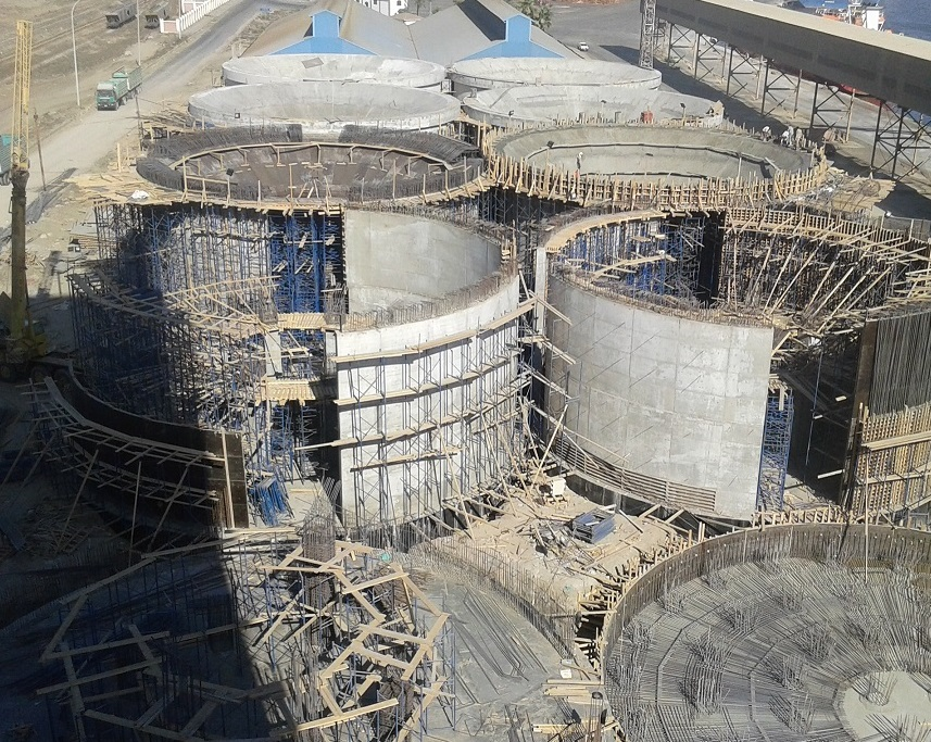Review of design documents grain storage facilities