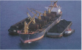 Coal Import Logistics