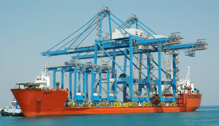 Procurement of Container Handling Cranes