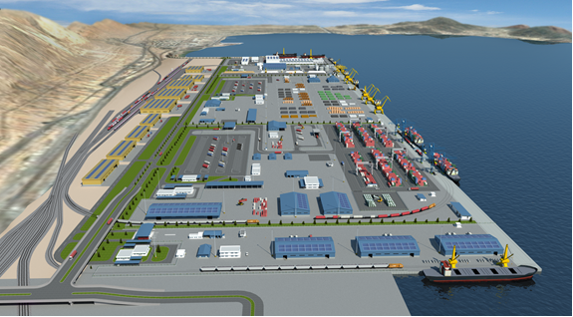 Masterplan Multipurpose Port