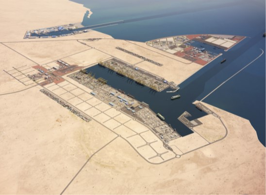 Design review of strategic food security facility qatar